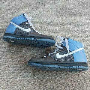 Nike Tweed Hightops - 8.5
